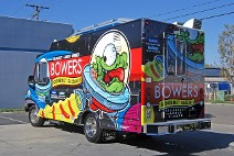 Bowers food truck